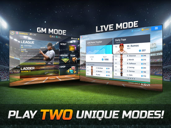 MLB 9 Innings Manager screenshot 6