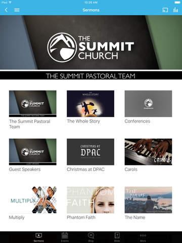 The Summit Church - náhled