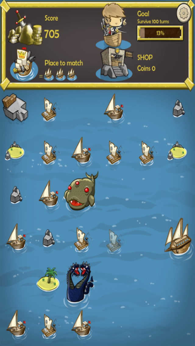 Ships & Monsters screenshot 4