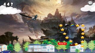 Clan Divergent Jumping - Men Warrior Adventure Jump and Fly Game screenshot 4