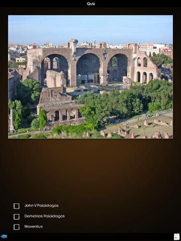 Roman Emperors Info + screenshot 10