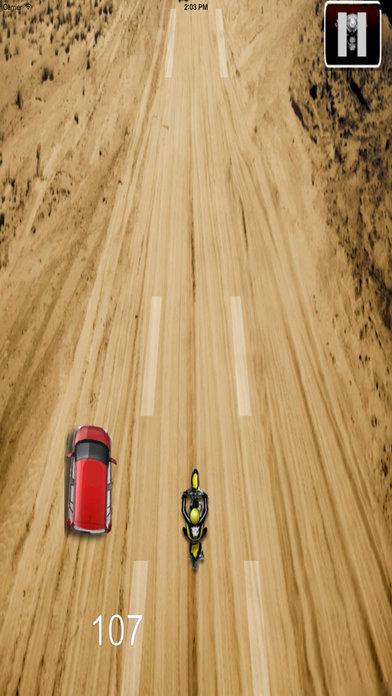 Amazing Desert Motocross - Baron Bike Racing screenshot 5