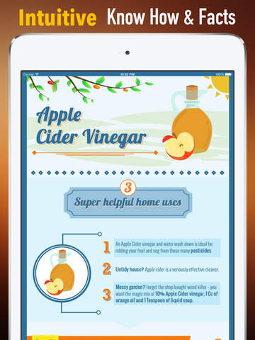 Vinegar 101:Healthy Diet and Uses screenshot 6