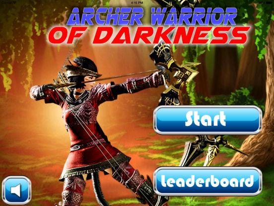 Archer Warrior Of Darkness PRO - Arrow Amazing Game screenshot 6