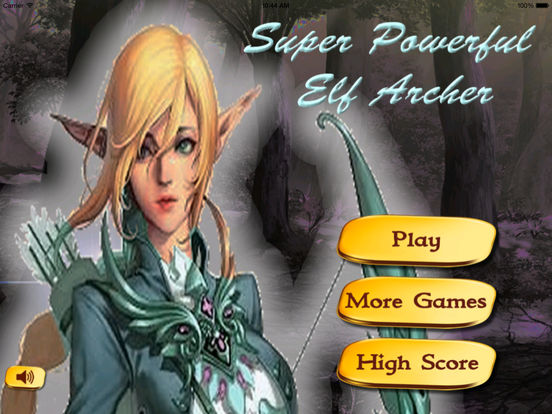Super Powerful Elf Archer - An Adventure Elf screenshot 6