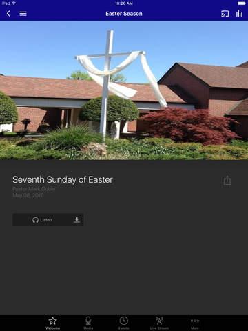 Christ the King Lutheran screenshot 5