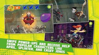 Teenage Mutant Ninja Turtles: Half-Shell Heroes screenshot 2