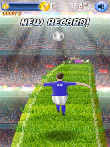 Euro Soccer Sprint screenshot 7
