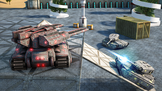 Tank Battle Shooting Game screenshot 4