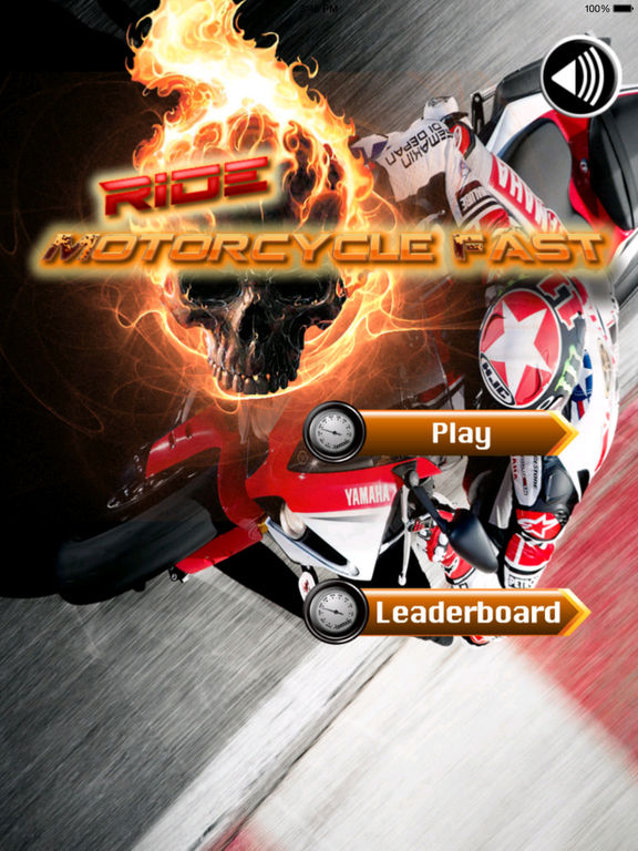A Ride Motorcycle Fast - Awesome Highway Game screenshot 6