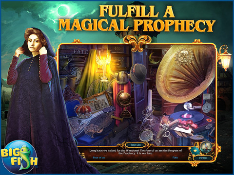 Chimeras: The Signs of Prophecy - A Hidden Object Adventure (Full) screenshot 7