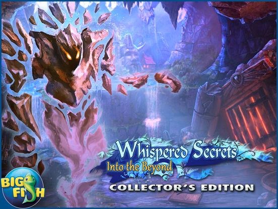 Whispered Secrets: Into the Beyond - A Hidden Object Adventure screenshot 10