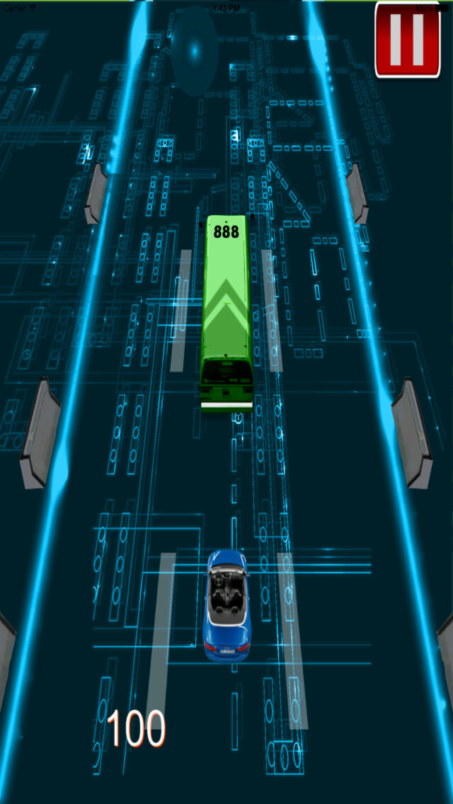 A Extreme Race Ultimate PRO - Speed Flames Amazing screenshot 3