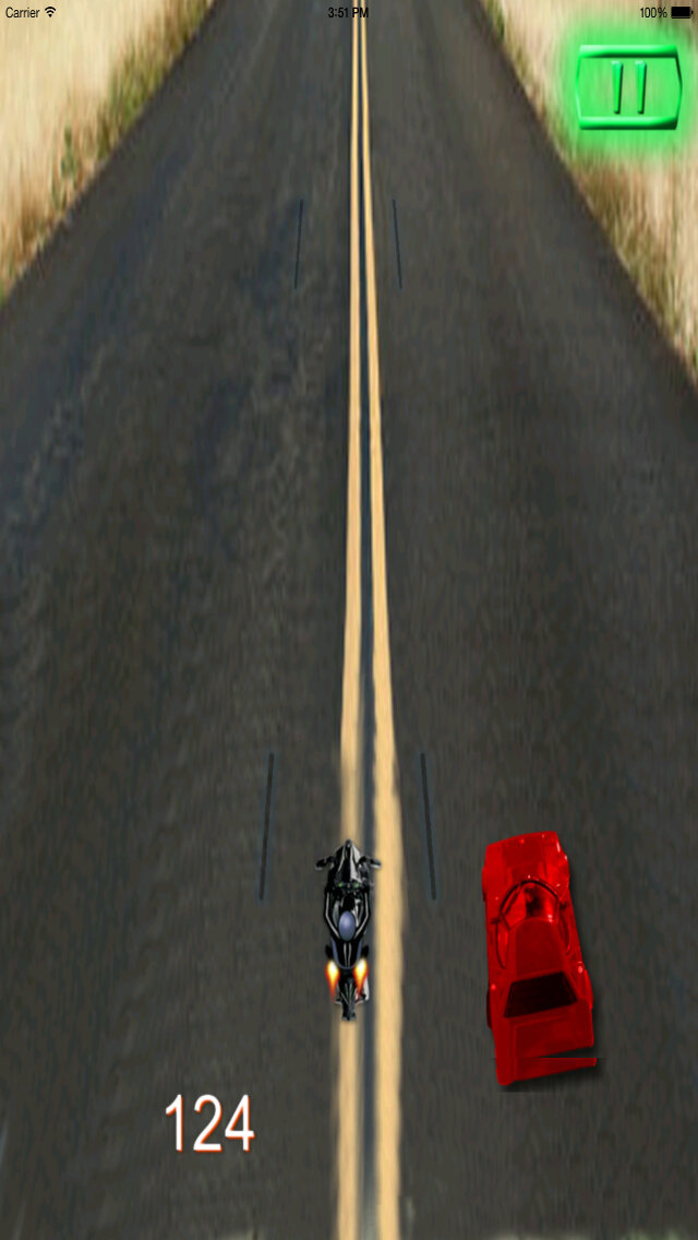 A Motorcycle Dangerous Highway PRO - Xtreme Adventure screenshot 2