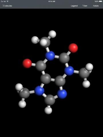 Molecules Render screenshot 10