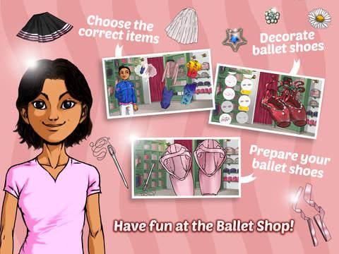 Ballet Day - Ballerina Makeup, Decoration & Fashion screenshot 6