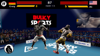 Real Boxing night 2016 - The knockout kings championship simulation game to punch out the beasts on real fight night by BULKY SPORTS screenshot 3