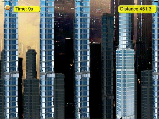 A Dusk Rope Hero PRO - A City Flying screenshot 6
