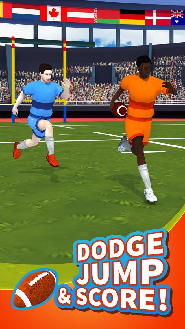 Summer Sports: Rugby screenshot 1