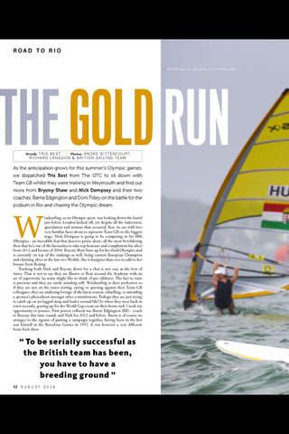 Windsurf Magazine - náhled