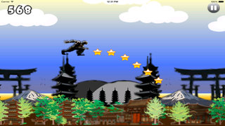 A Spectacular Ninja Jump - Fly and Jump with Super Mutant Powers screenshot 5