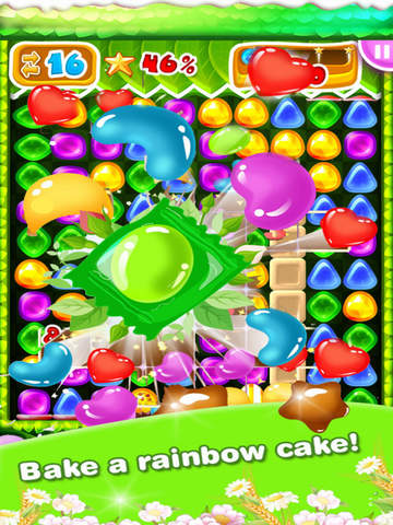 Jelly Pop Pop: Tap Swweet Game screenshot 4