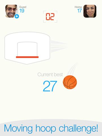 Basketball Free Throw screenshot 8