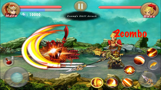 Spear Of Kingdoms - Action RPG screenshot 4