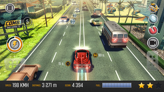Road Racing: Highway Traffic Driving 3D screenshot 2