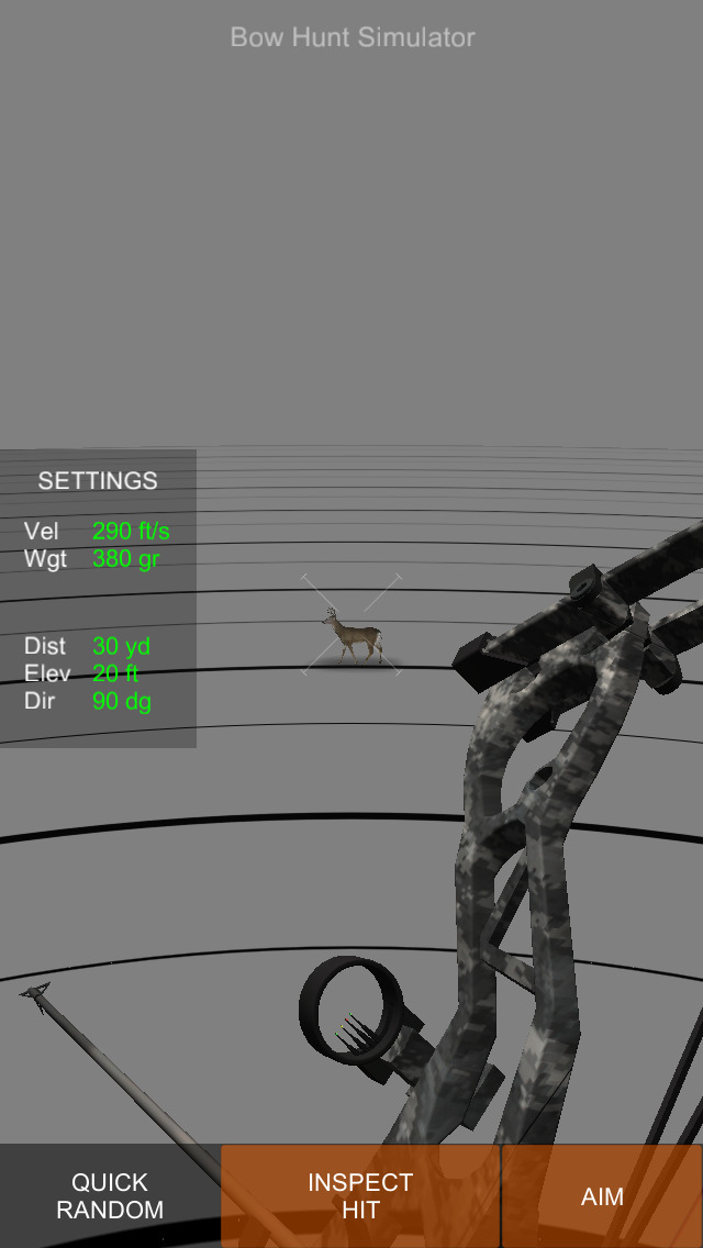 Bow Hunt Simulator screenshot 1