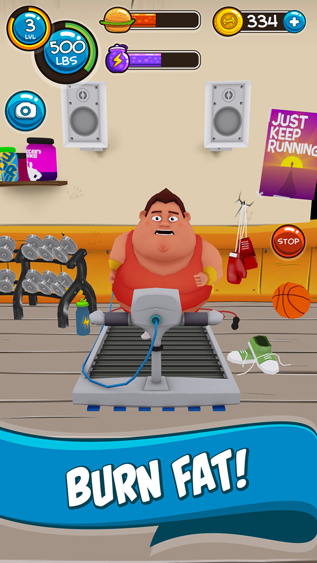 Fit the Fat 2 screenshot 3