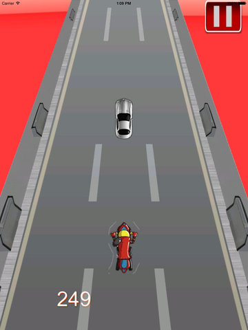 A Powerful Motorcycle On The Road - Fast Motorcycles Games screenshot 10