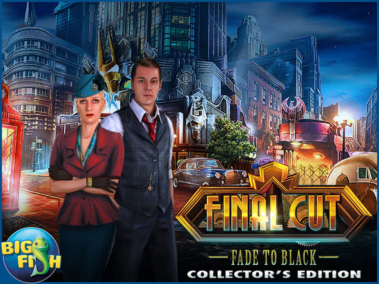 Final Cut: Fade To Black - A Mystery Hidden Object Game screenshot 10