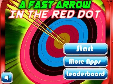 A Fast Arrow In The Red Dot PRO - Superfast Game Arrows screenshot 6
