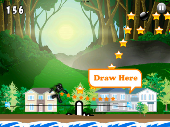 Cyber Ninja Jump Pro - Race of Mobile Androids screenshot 7
