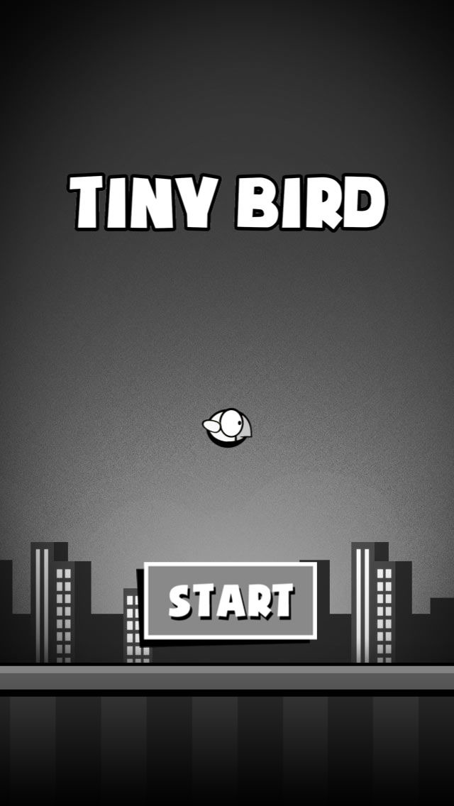 Tiny Bird - The Adventure screenshot 1
