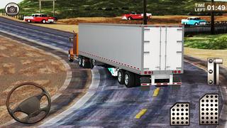 Speed Truck Parking Simulator screenshot 3