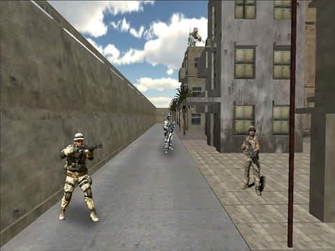 Urban Commando Counter Attack screenshot 6