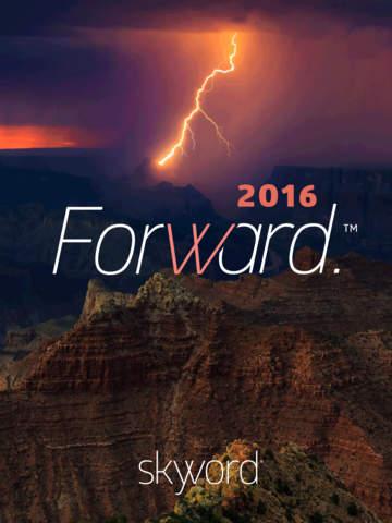 Skyword Forward 2017 screenshot 3