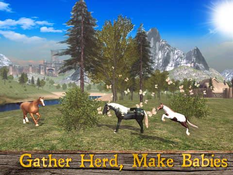 Magical Horse: Animal Simulator 2017 Full screenshot 6