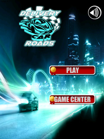 A Delivery Car Roads - Racing Hovercar Game screenshot 6