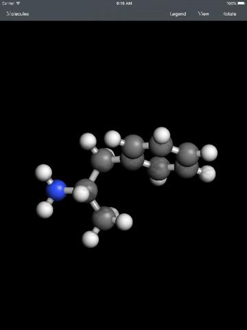 Molecules Render screenshot 9