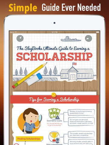 How to Earn College Scholarship:Tips and Tutorial screenshot 7