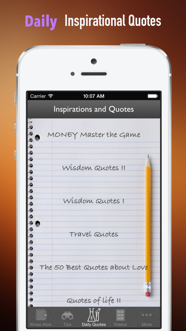 MONEY Master the Game: Practical Guide Cards with Key Insights and Daily Inspiration screenshot 5