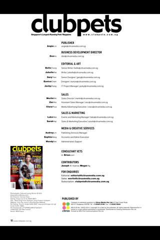 clubpets Magazine - náhled