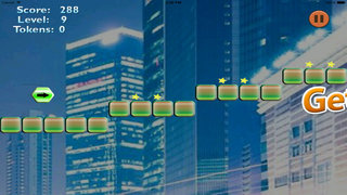 A Stunt Escape Jump - City Through And Run screenshot 4
