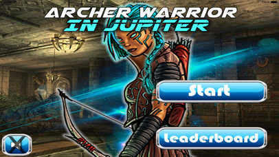 Archer Warrior In Jupiter PRO - Big Game Magic Arrow screenshot 1