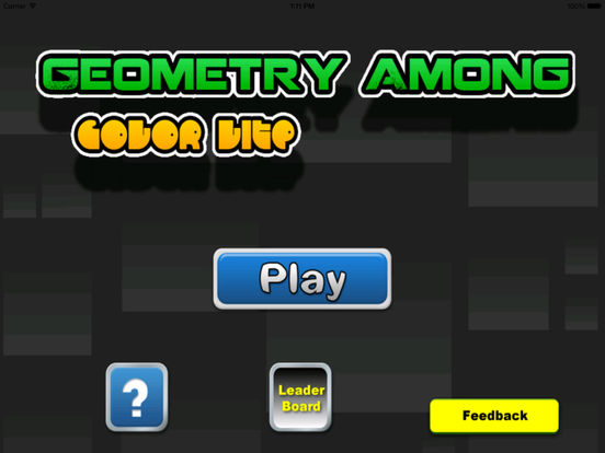 A Geometry Among Color Lite Pro - Amazing Game screenshot 6