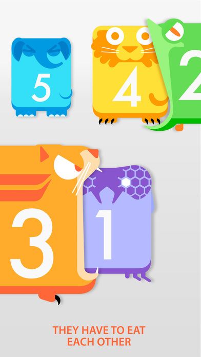 Yumbers: The yummy numbers game screenshot 2