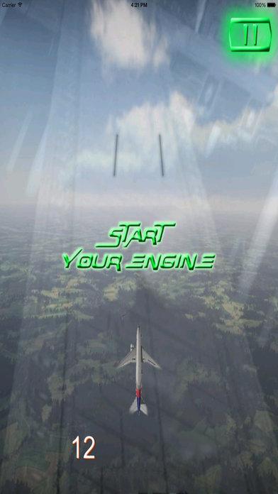 Strikes Aircraft Traffic - Airborne Adventure screenshot 5